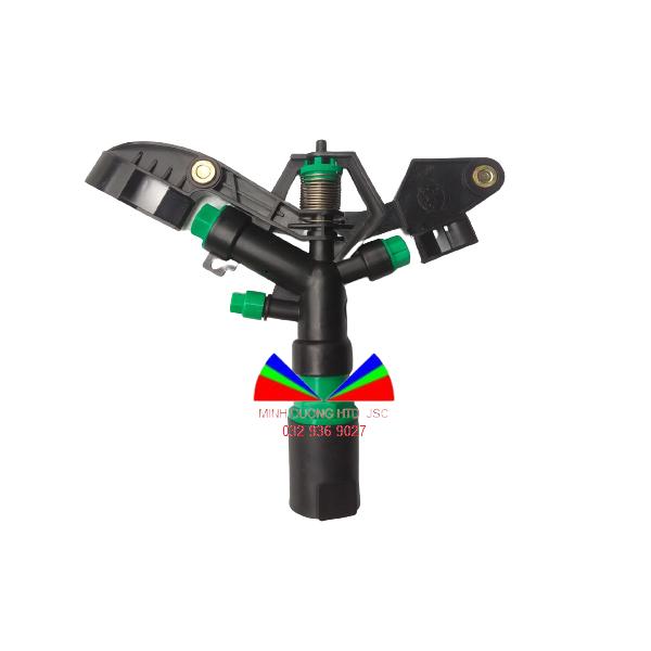 Vòi phun cánh đập 3 tia Bk phun 18 m-26m